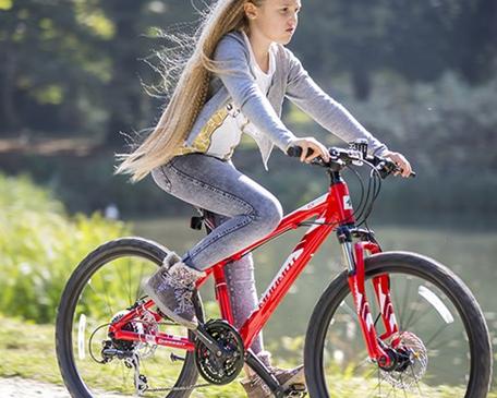 全世界儿童自行车领导者土拨鼠marmot单车谈小孩骑车