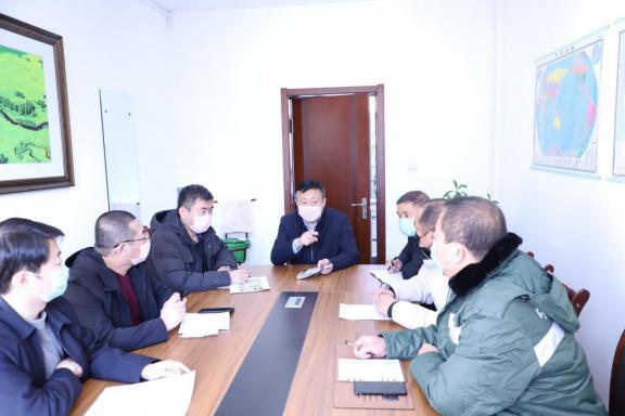 黑龙江省大兴安岭地区森防指战员冲上疫情防控一线