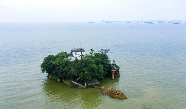 我國最大淡水湖鄱陽湖發生超警戒洪水