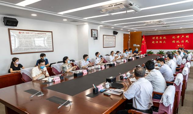 應急管理部與國鐵集團簽署建立應急聯動機制協議  黃明、陸東福座談並簽署協議